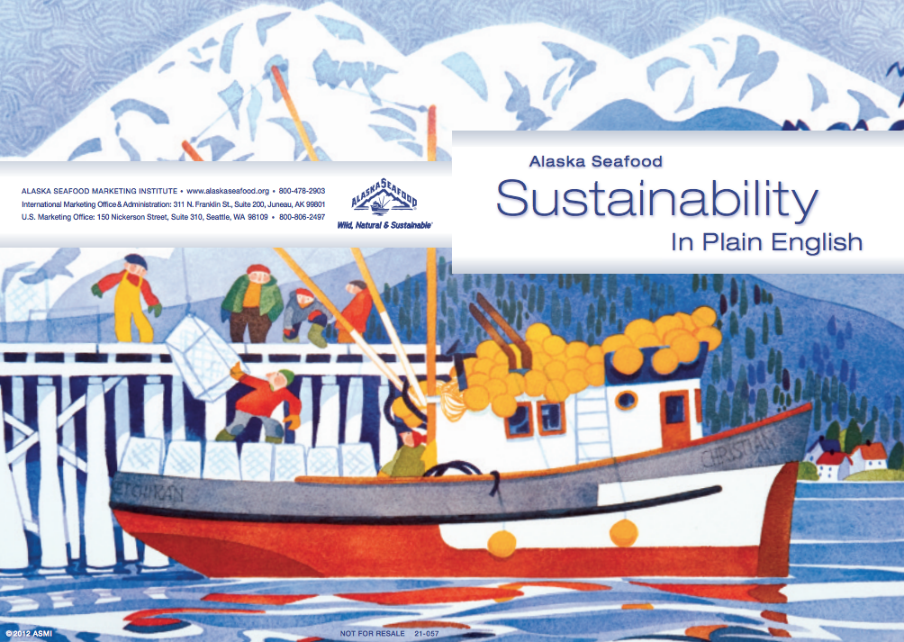 Sustainable Alaskan Salmon Products