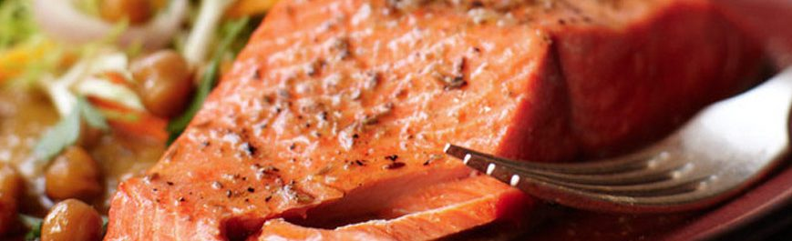 Enjoy Wild Salmon