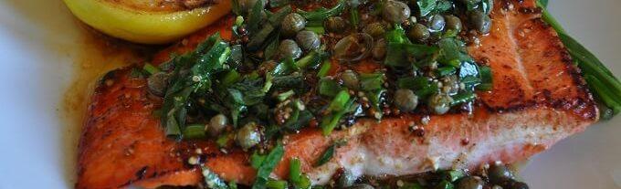 Boneless Wild Salmon