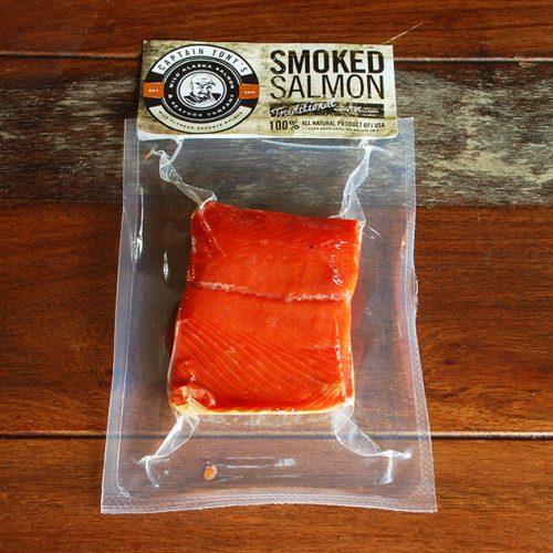 Traditional Smoked Salmon