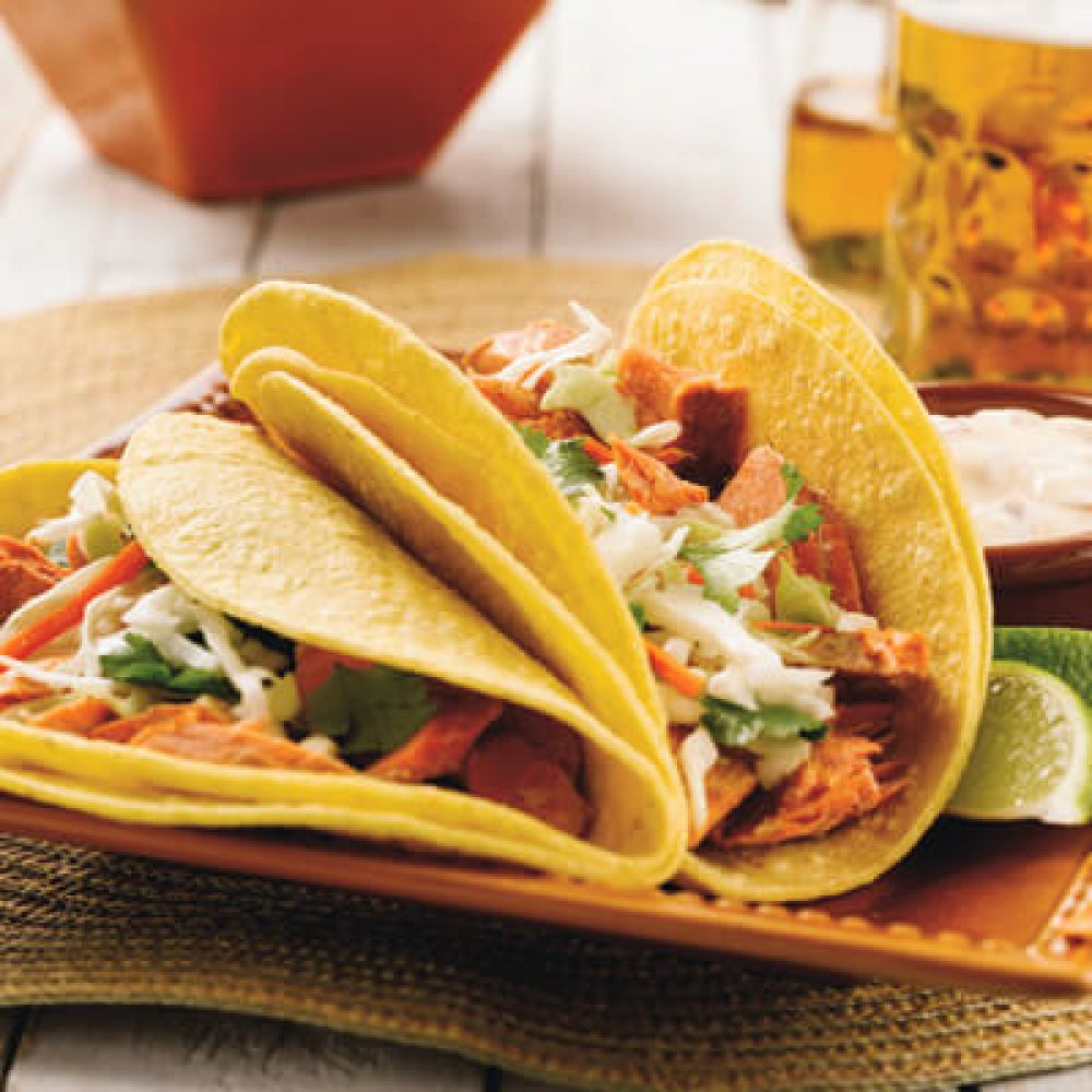 Delish Alaska Fish Tacos - Wild Alaska Salmon And Seafood Company