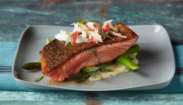 """Alaska King Salmon Fillet """"Oscar"""" - Wild Alaska Salmon And Seafood Company"""