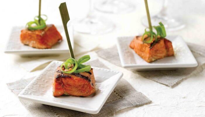 Alaska Sockeye Salmon Bites - Wild Alaska Salmon And Seafood Company