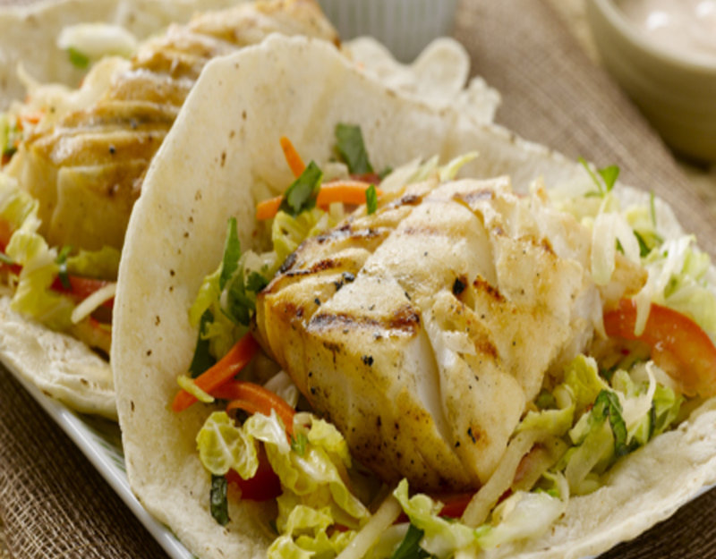 Pacific Cod Tacos - Wild Alaska Salmon And Seafood Company