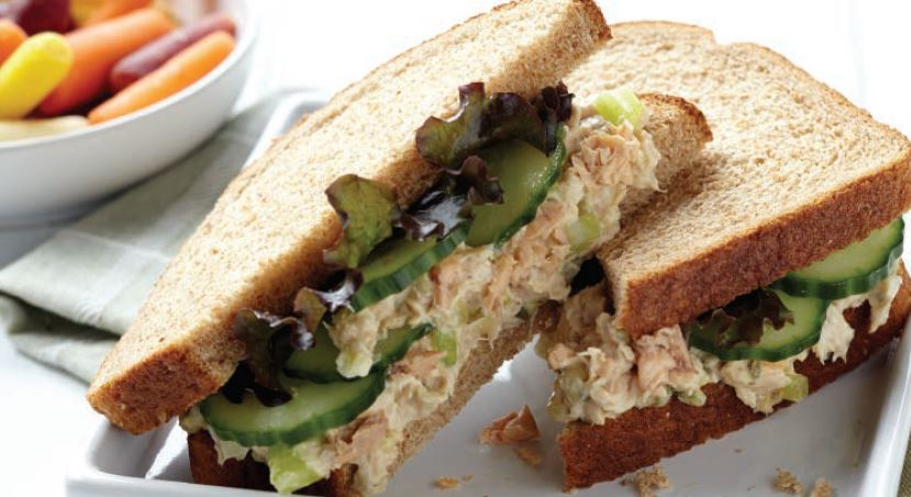 Salmon Salad Sandwich Recipe - Wild Alaska Salmon And Seafood Company