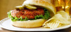 Spinach-Feta Salmon Burger - Wild Alaska Salmon And Seafood Company