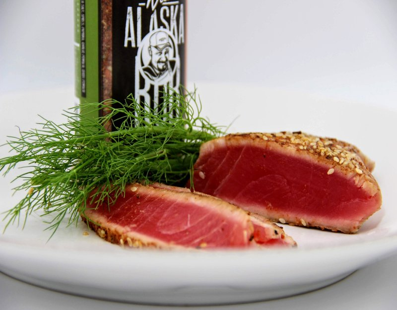 Ahi Tuna Seared - Wild Alaska Salmon And Seafood Company