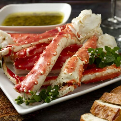 Alaska King Crab Legs - Wild Alaska Salmon And Seafood Company