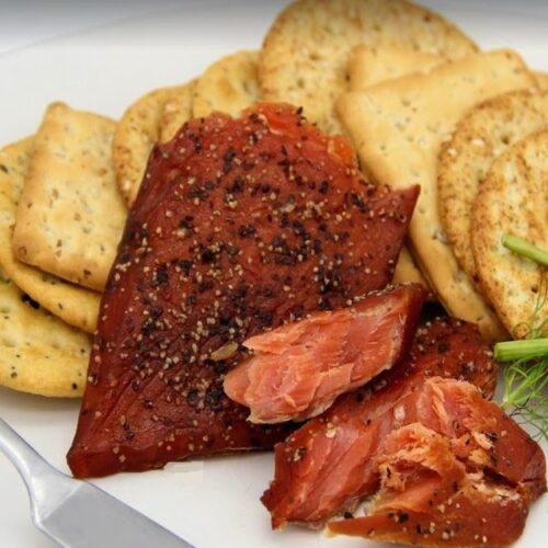Traditional Smoked Salmon - Wild Alaska Salmon And Seafood Company