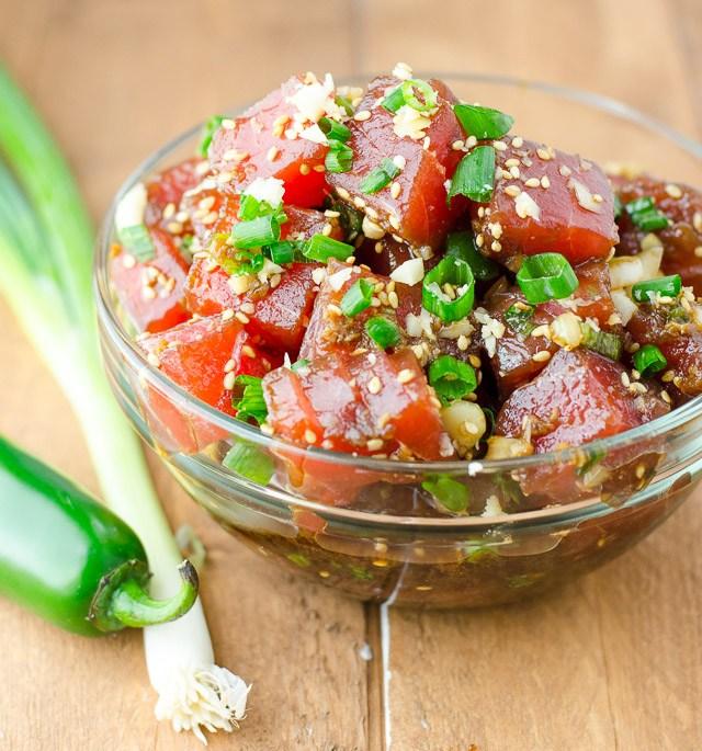 Ahi Tuna Cubes - Wild Alaska Salmon And Seafood Company