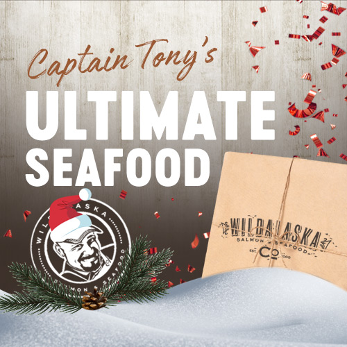 Captain Tony's Holiday Gift Box Ultimate Seafood