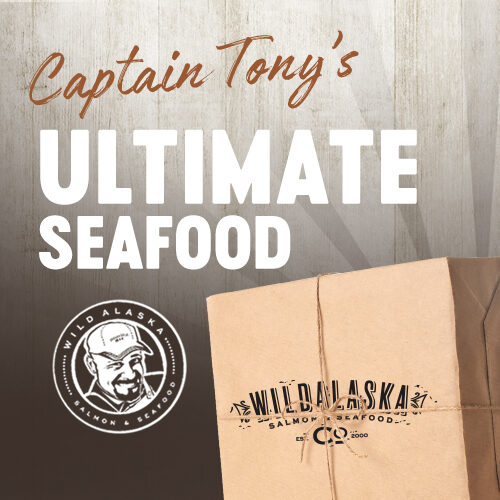 Captain Tony's Gift Box Ultimate Seafood