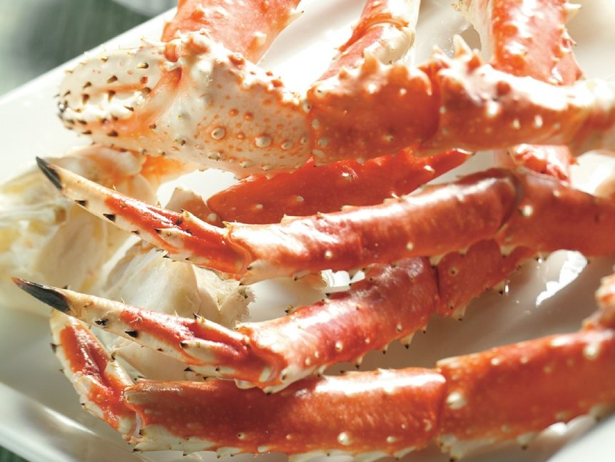 Alaskan King Crab Legs - Wild Alaska Salmon And Seafood Company