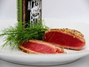 Seared Ahi Tuna - Wild Alaska Salmon And Seafood Company