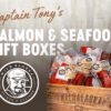 Salmon and Seafood Gift Boxes