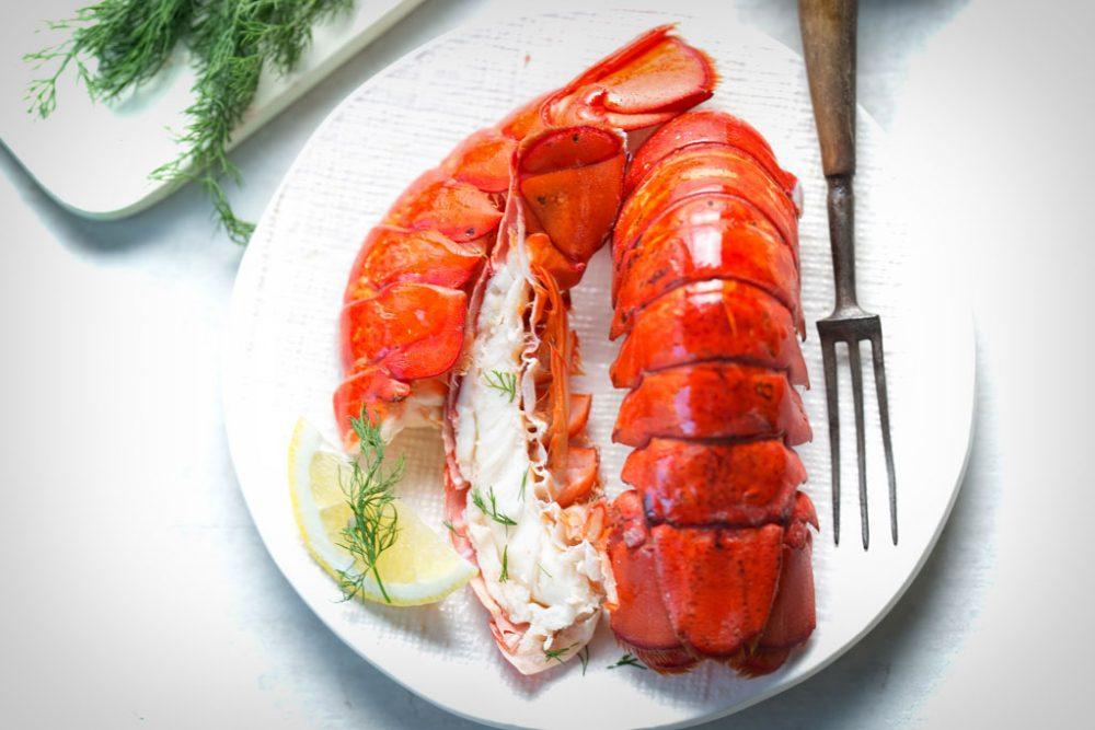 Wild Alaska Canadian Lobster Tails