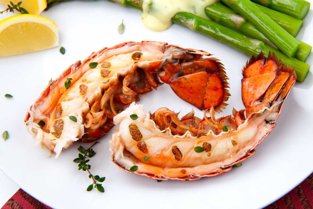 Delicious Grilled Lobster Tails For Sale