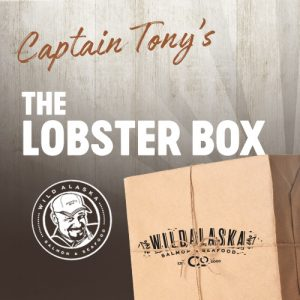 Captain Tony The Lobster Box