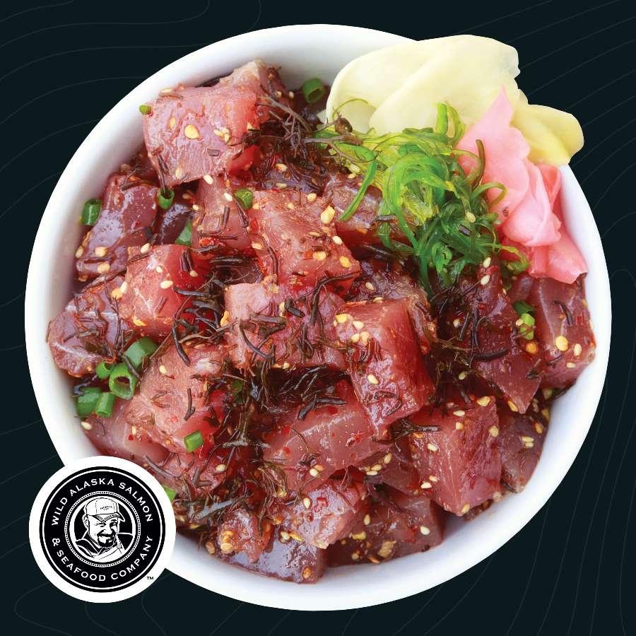 Ahi Tuna Poke Kit Limu Flavor
