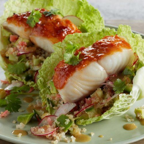 Black Cod Salad